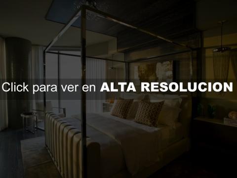 Dormitorio Clásico y Romántico